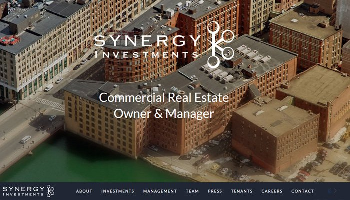 synergy investments real estate
